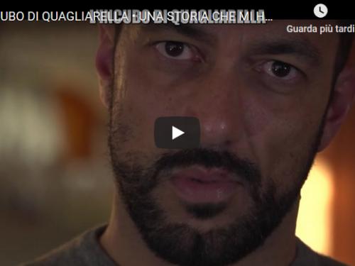 Le lacrime di Fabio Quagliarella commuovono Napoli